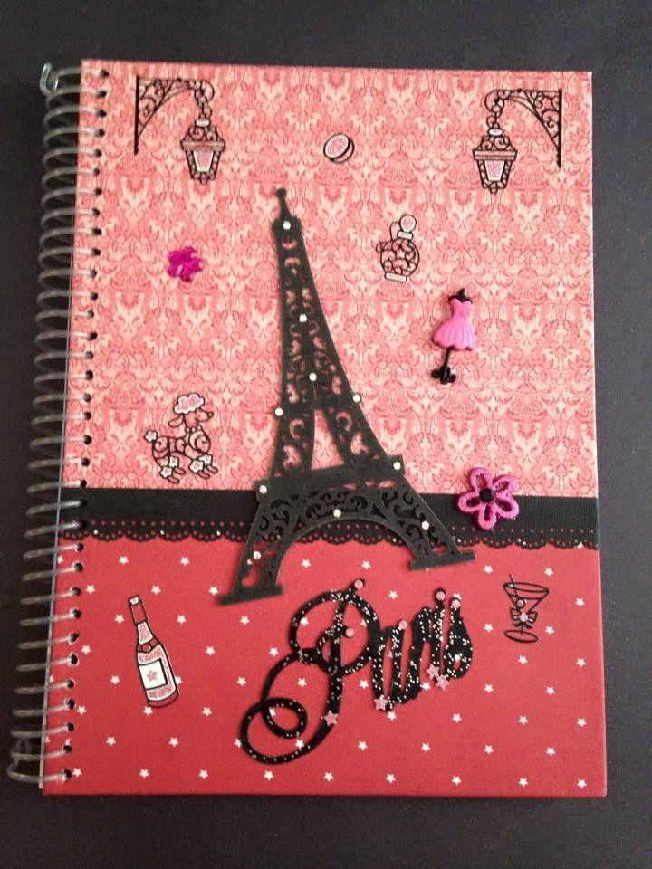 Muitas vezes Caderno Personalizado | Scrapbook, Personalizado e Caderno OP95