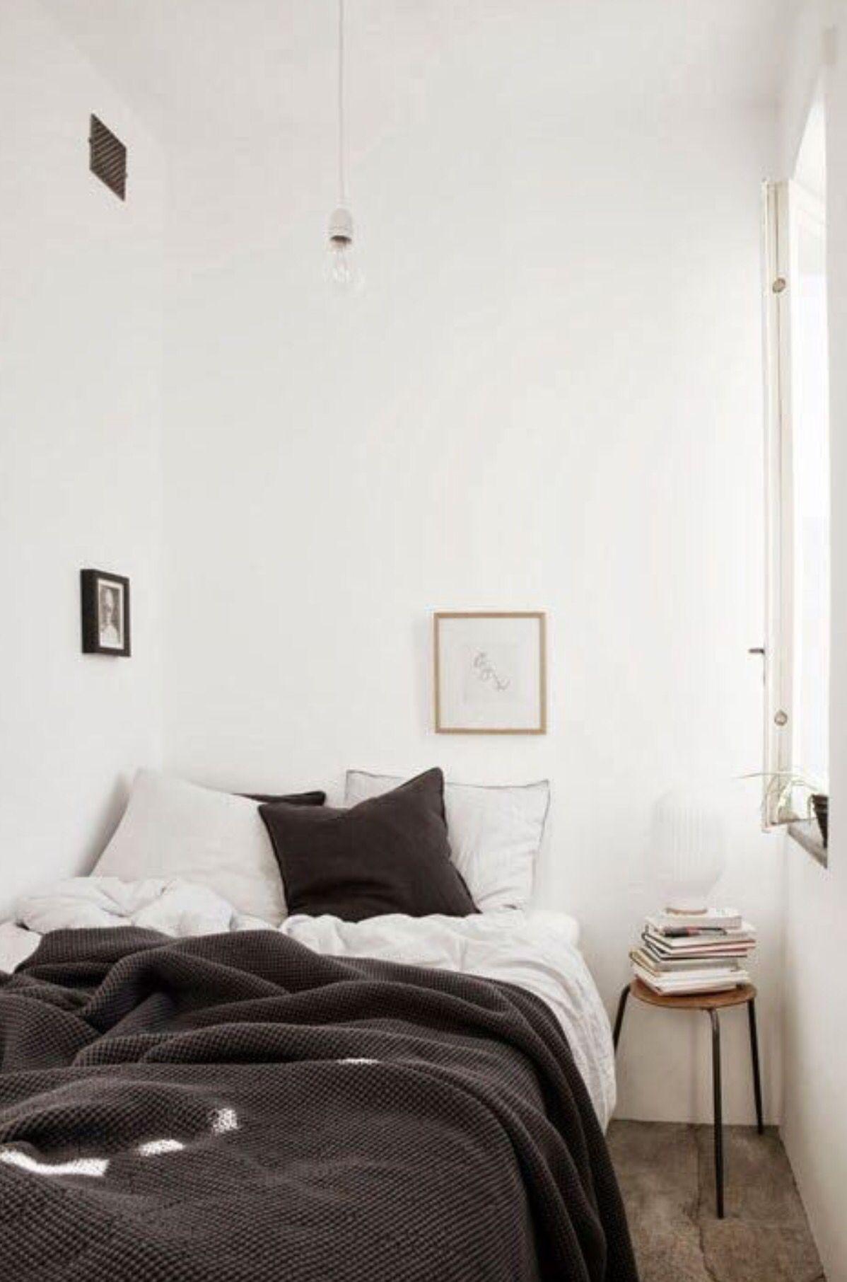 bemz in bed bedroom pin grimen modern minimal frames a with unbleached ikea belgian frame linen cover