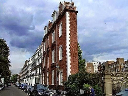 Heel bijzondere huizen art en design huizen for Huizen architectuur