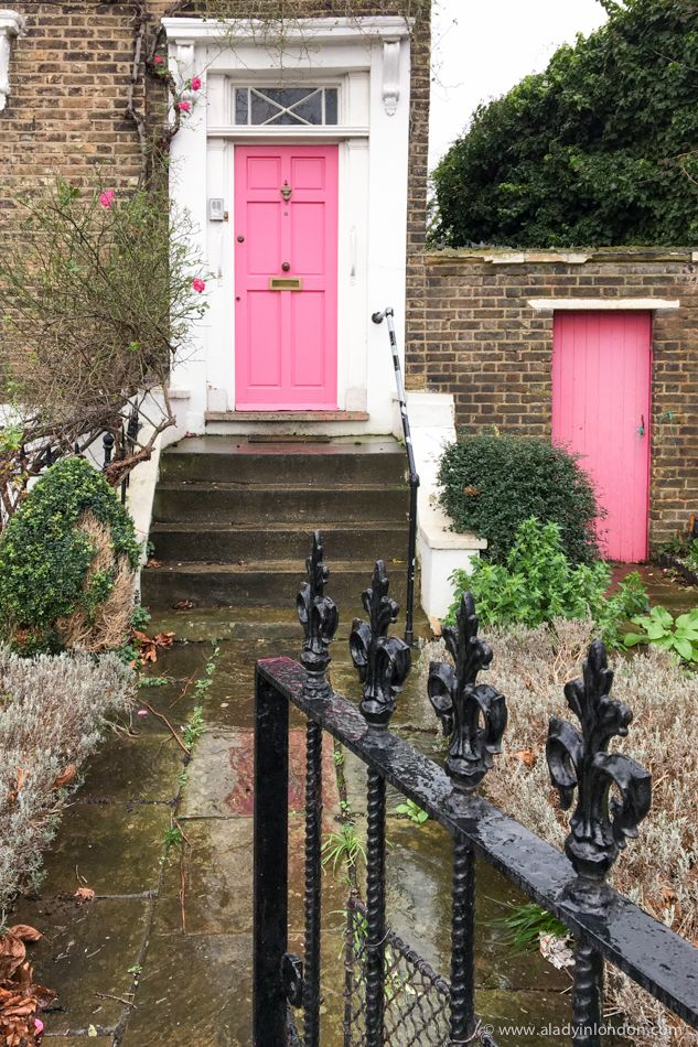Prettiest Doors in London | Doors and Architecture