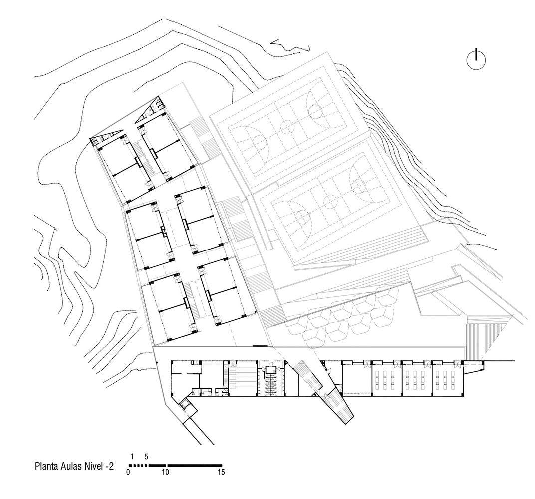 Galeria De Escola Antonio Derka Obranegra Arquitectos