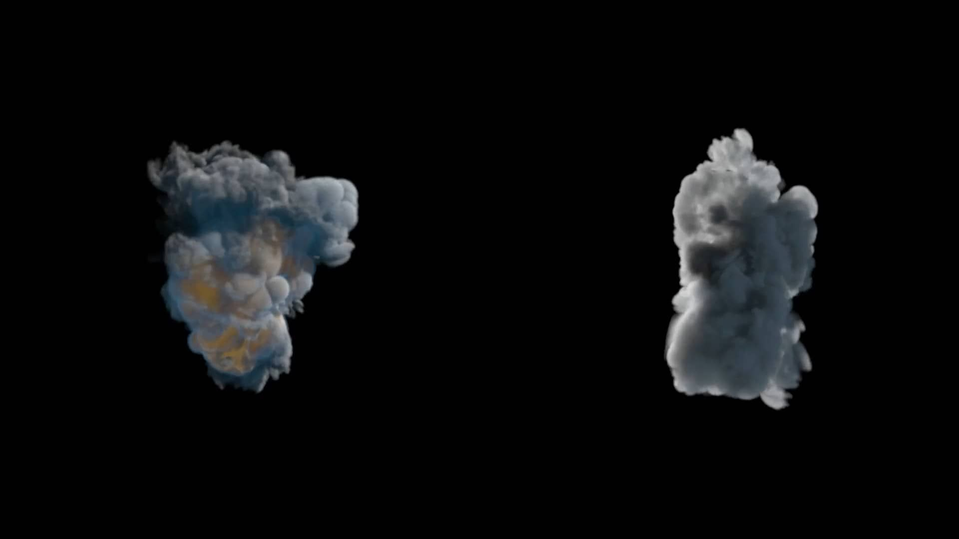 Custom Pyroclastic Solver | Featured Houdini Artists
