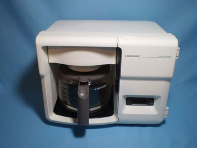 Black Decker Spacemaker Coffee Maker ODC325 ODC 325 Spacesaver Space Saver  | EBay