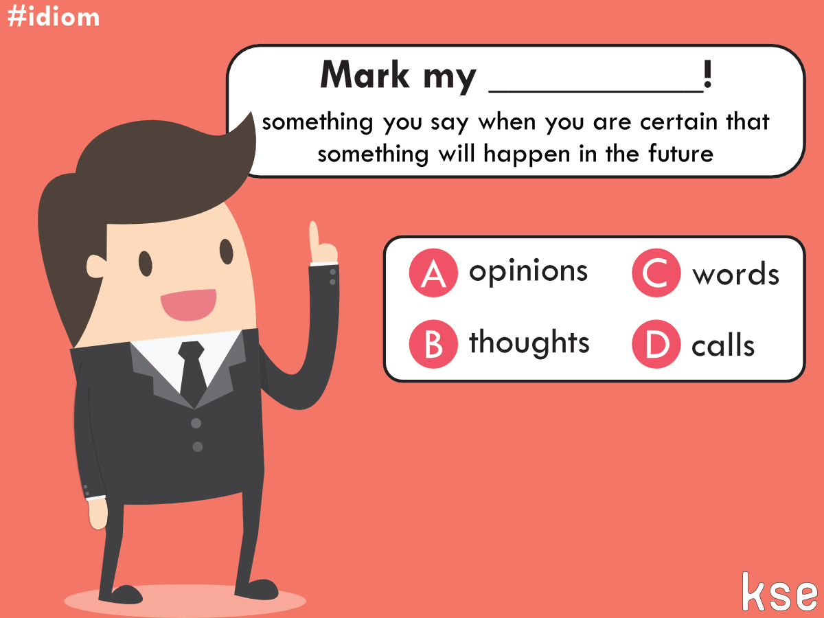 New Quiz Can You Guess The Correct Answer Englsh Idiom