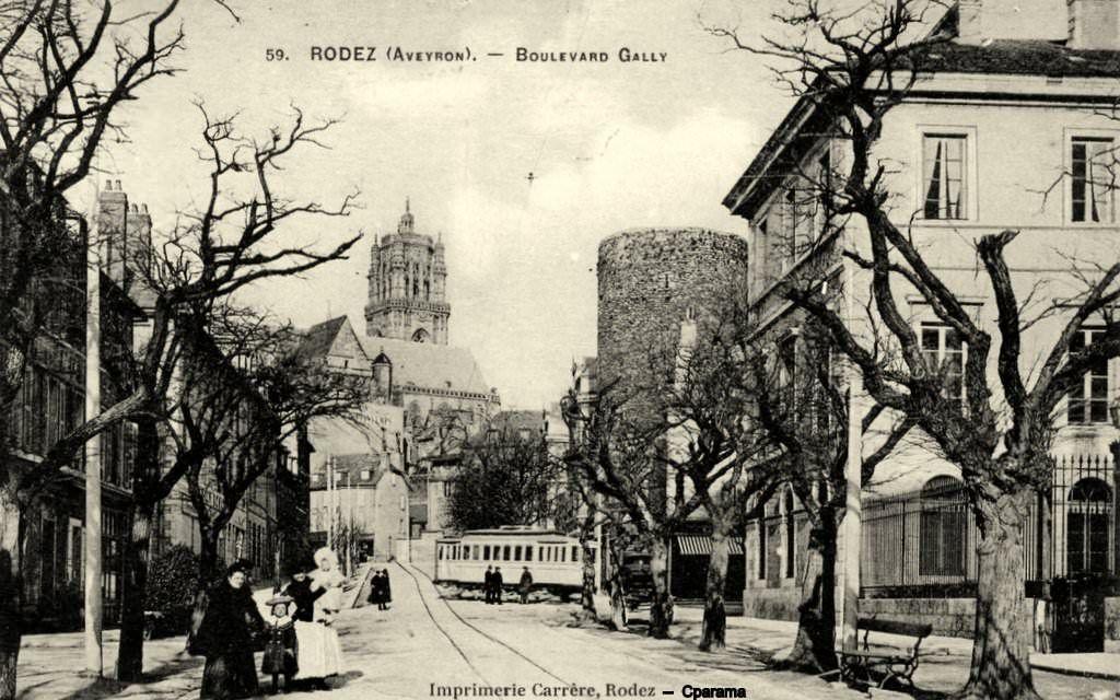Rodez Villederodez Rodez Archives Avec Images Rodez