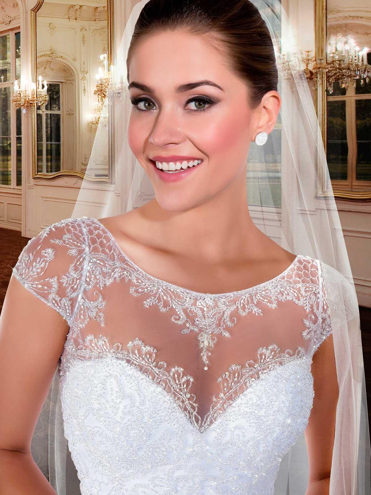 Versalhes 25   Vestidos de Noiva   Pinterest   Novios, Vestiditos y ...