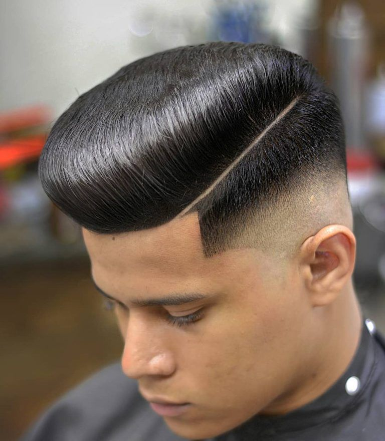 25 Popular The Pompadour Haircut 2018 Hairstyles Pinterest