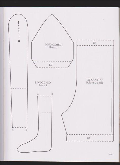 Pinocchio pattern 2