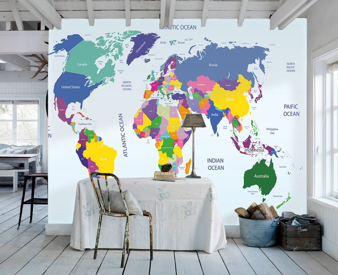 Uncategorized Enchanting Forest Wall Mural Painting Nursery Stickers Decal Ebay Murals Canada Green Misty Stic Large Wall Murals Forest Wall Mural Forest Mural