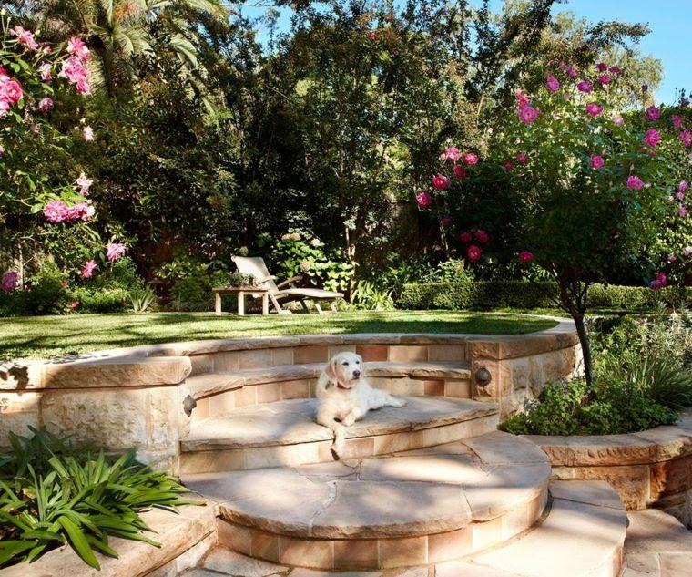 Paisajes hermosos 50 ideas de jardines grandes y pequeños jardin