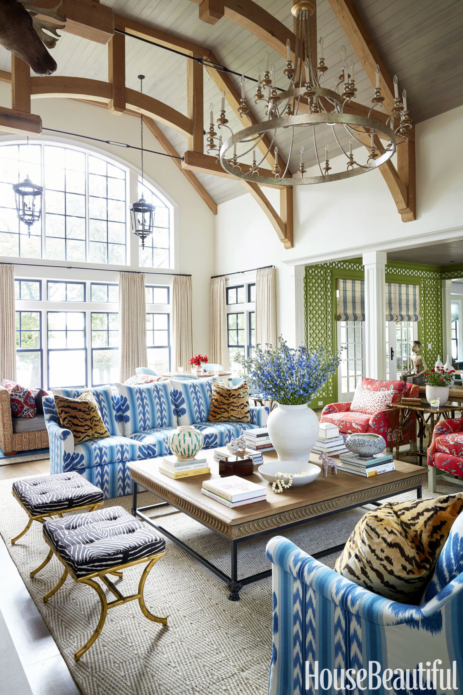 This Ginormous Entertaining Space Puts the