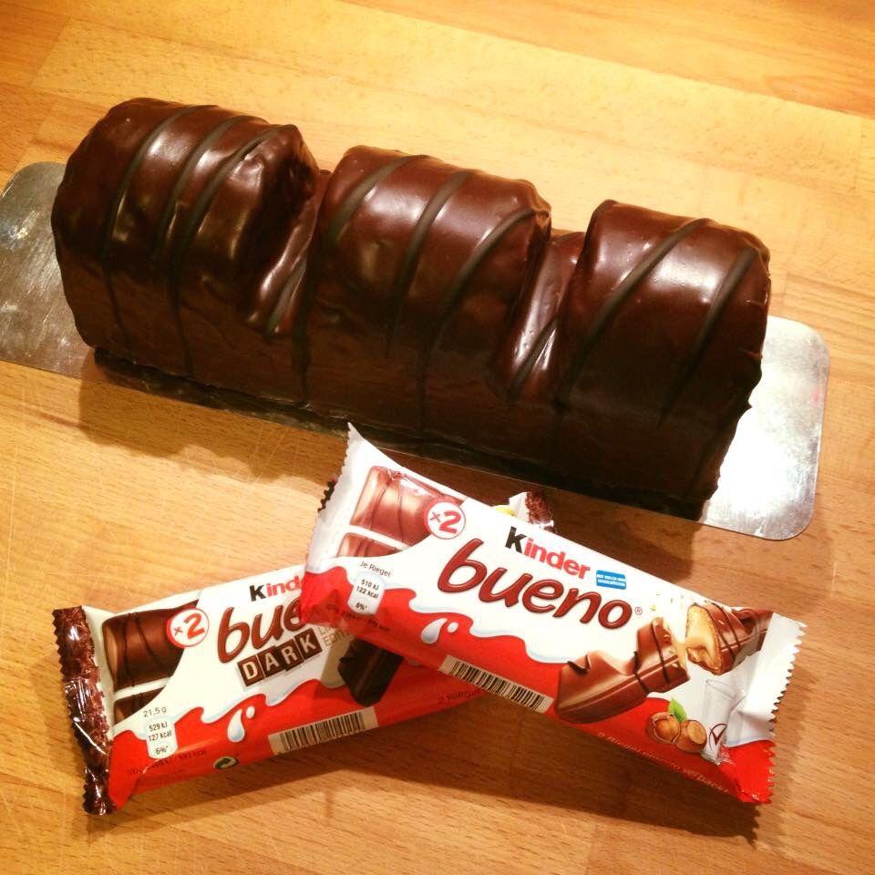 Préférence Giant Kinder Bueno Cake | kaja | Pinterest | Kinder bueno cake  FV38