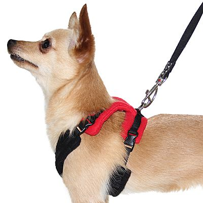 Perfect Fit Modular Fleece Lined Dog Harness Part 1 Girth Strap