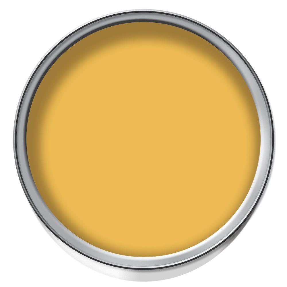 wilko colour blast matt emulsion paint bumble bee. Black Bedroom Furniture Sets. Home Design Ideas