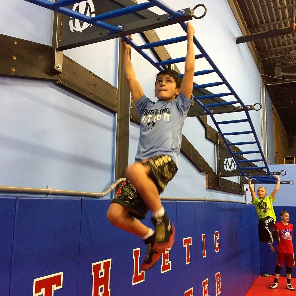 PullUp Bracket System & Options No equipment workout