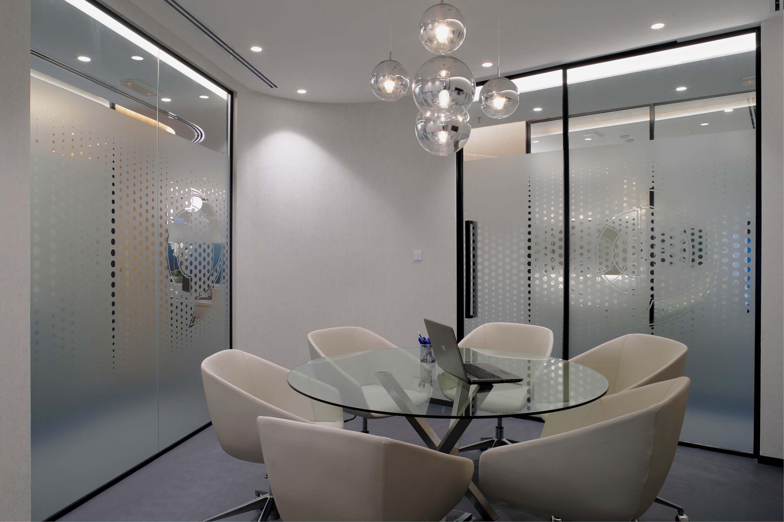 Swiss Bureau Interior Design Amana Capital fice