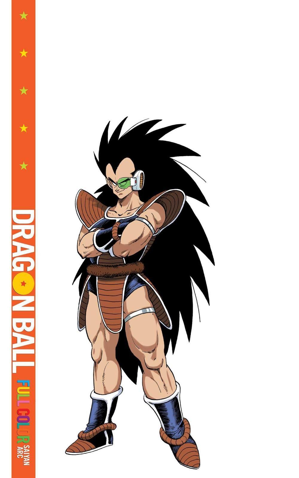 Dragon Ball Full Color Saiyan Arc Chapter 1 Page 4 Anime Dragon Ball Super Dragon Ball Dragon Ball Super Goku