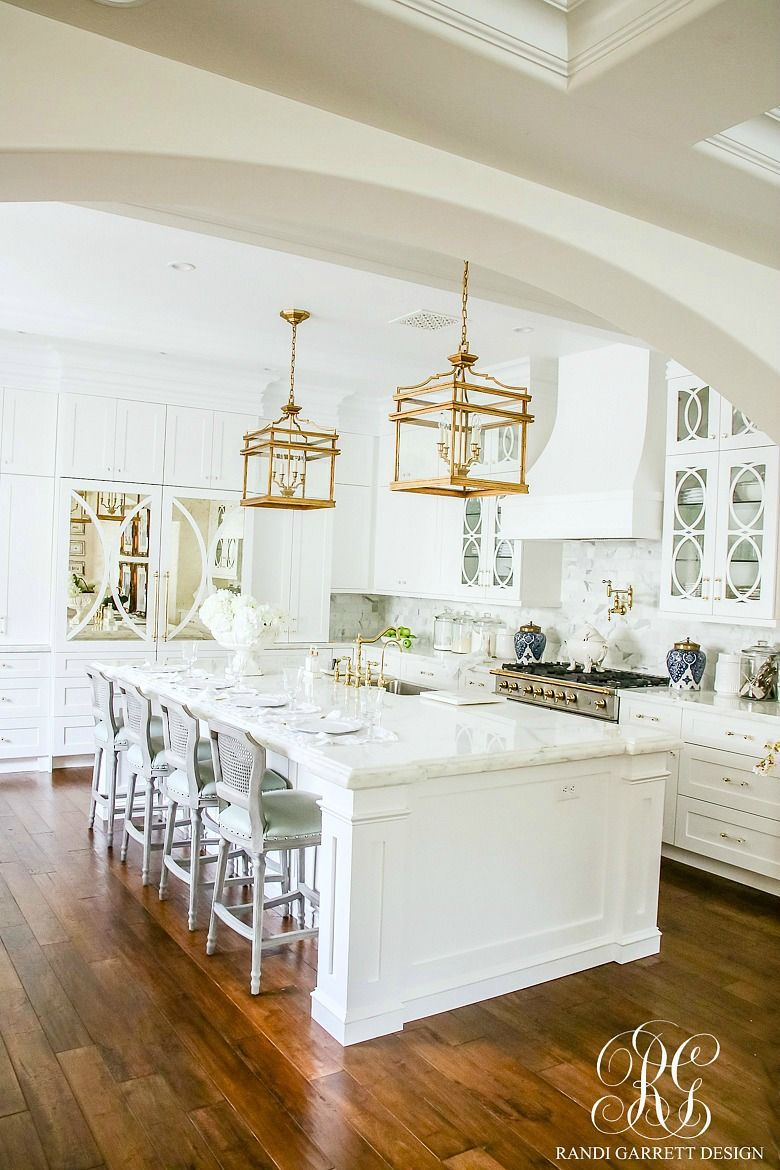 Soothing Summer Home Tour 2017 - Neutral Transitional Home Decor ...