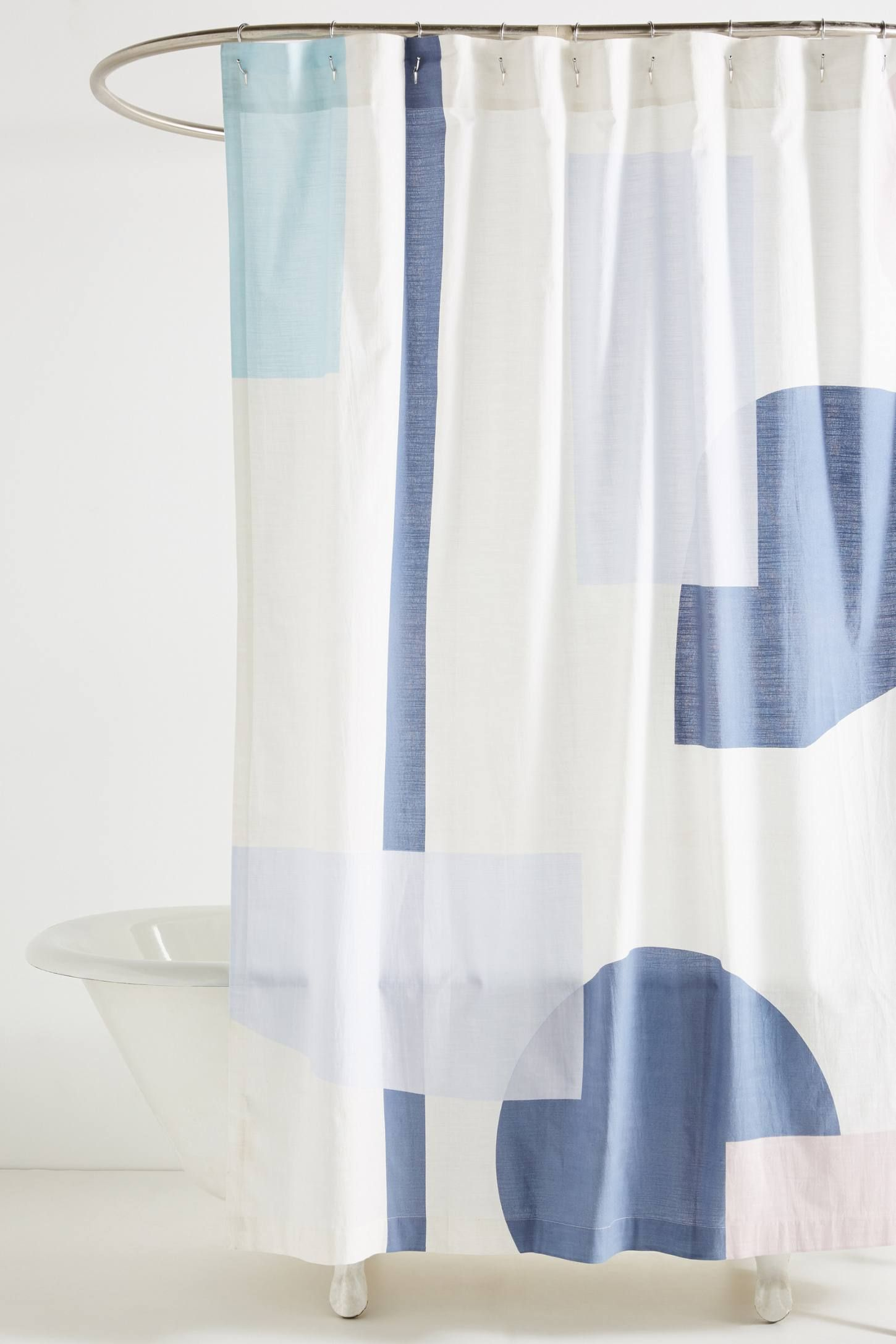 Carla Weeks Shapeshift Shower Curtain Cool Shower Curtains