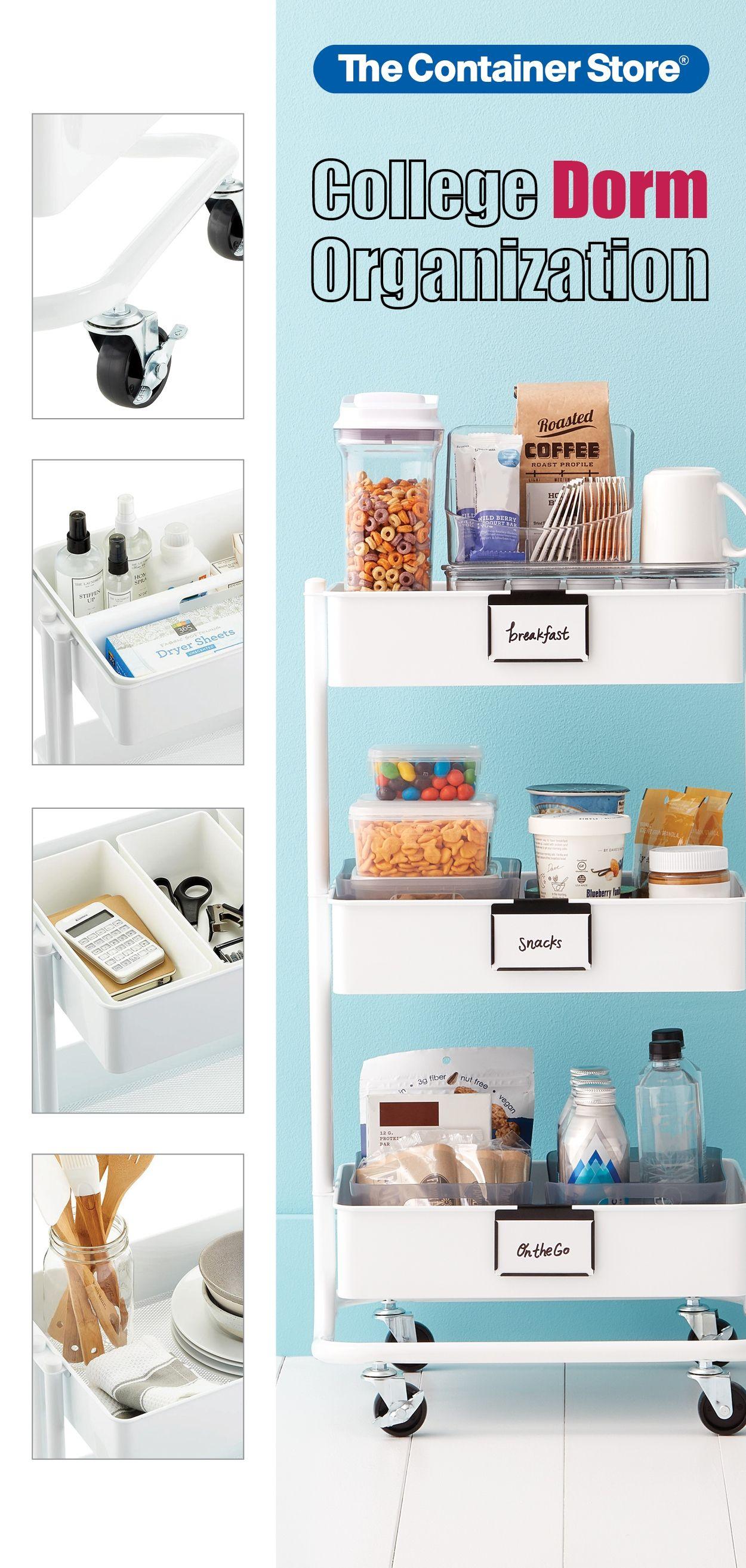 find dozens of college dorm kitchen bathroom closet desk makeup and jewelry storage on kitchen organization tiktok id=21166
