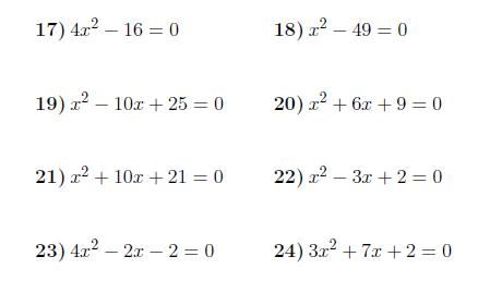 50++ Solving quadratic inequalities worksheet Information