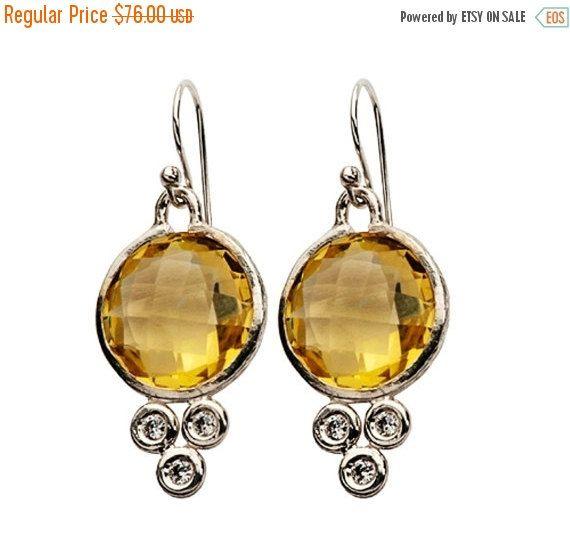 VALENTINE SALE Sterling Silver earrings / earrings by Bluenoemi