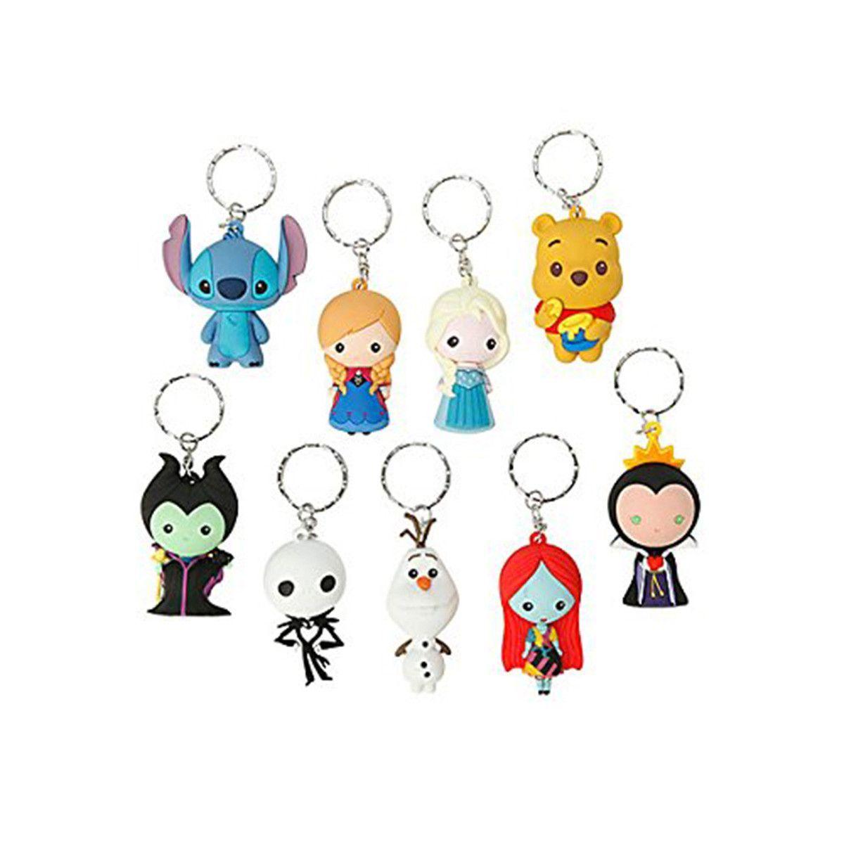 Disney Blind Bag Series 2 Figure Keychain Disney