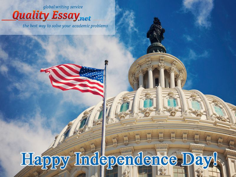 Happy Independence Day!!! http://qualityessay.net ...