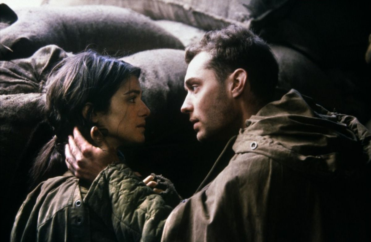 Enemy at the Gates | Onscreen Romance | Pinterest ...