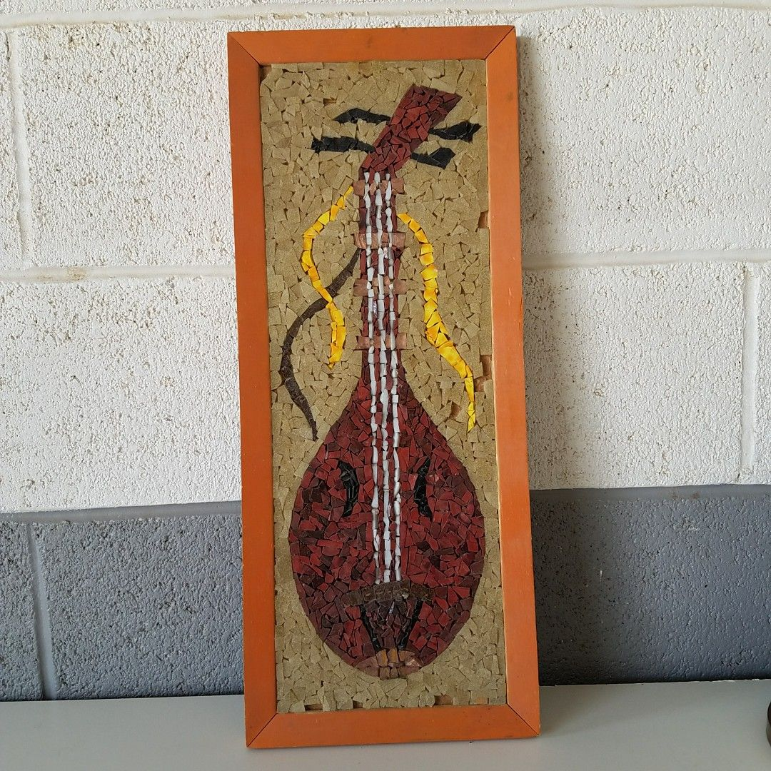 Mid Century mosaic. Available on Phoenix Craigslist. | Mid ...