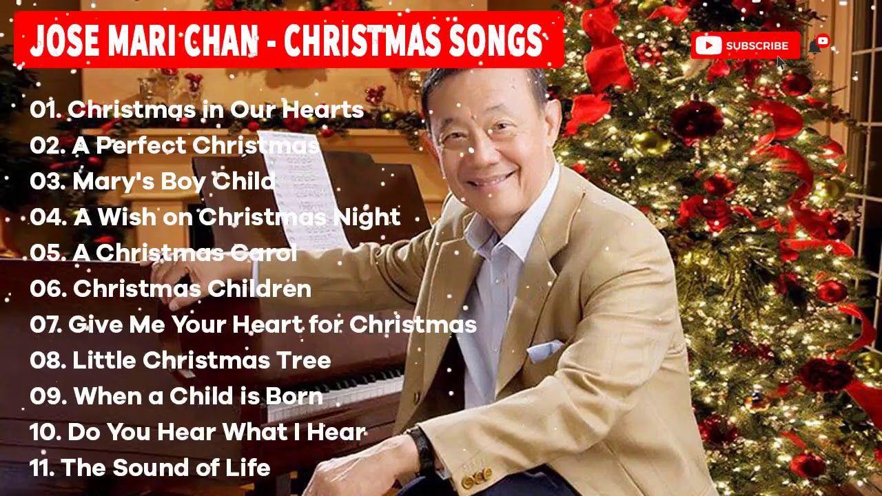 Jose Mari Chan Christmas Songs Compilation 2020 Jose