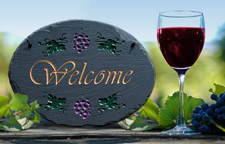 Welcome Signs | The Stone Mill