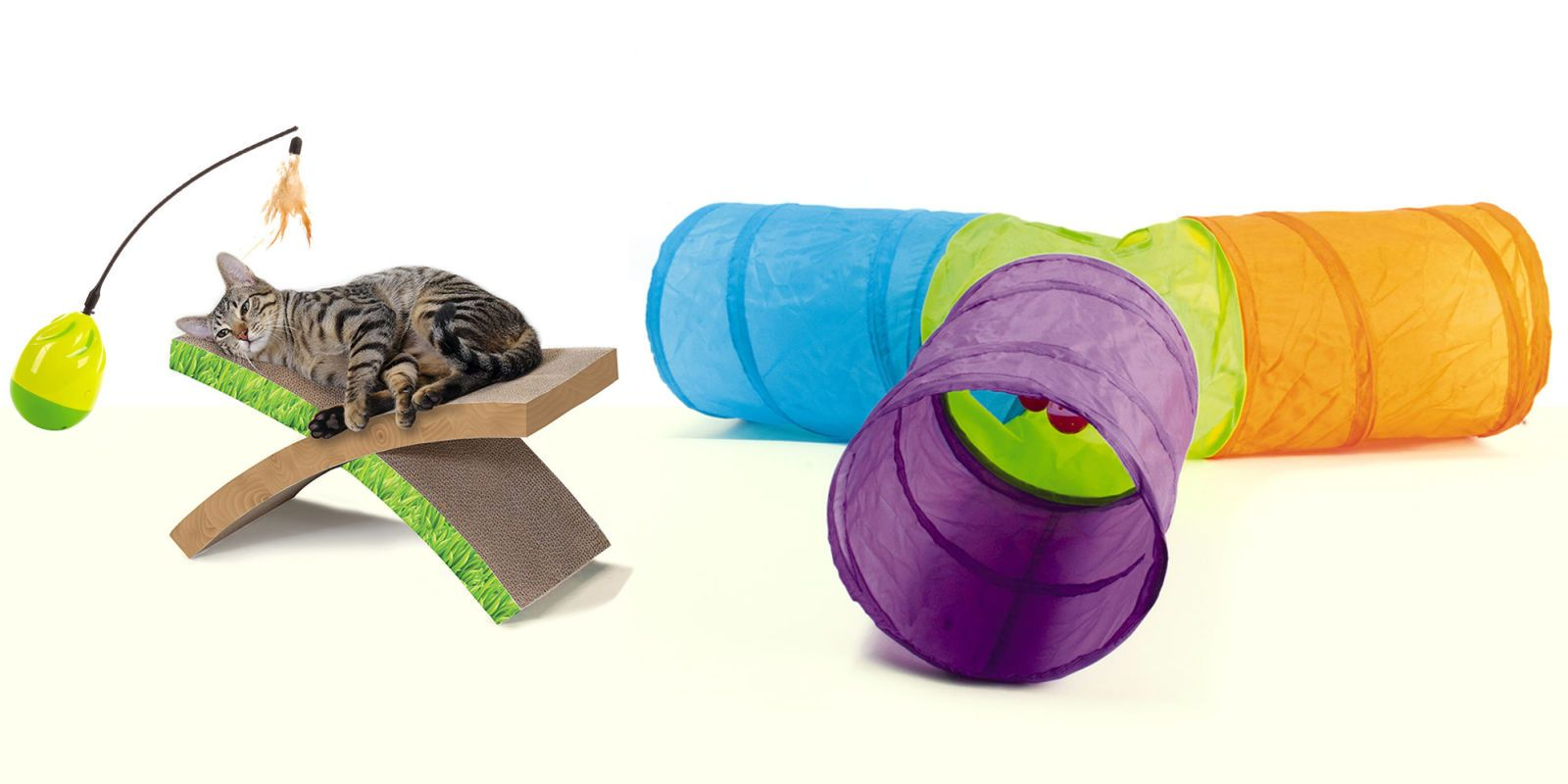 16 Cat Toys That Ll Keep Em Busy Until Their Next Nap