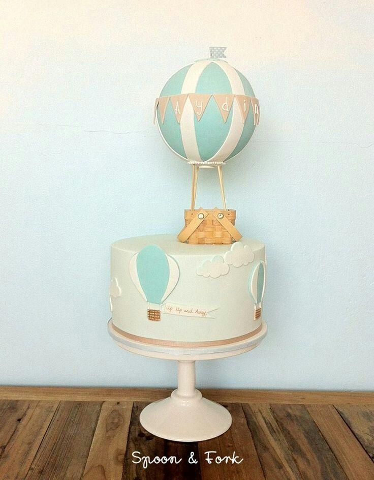 стало просто торт в виде воздушного шара фото если