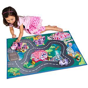 Disney Minnie Daisy Play Mat Vehicles Play Set Disney Storeminnie Daisy Play Mat Vehicles Play Set Kids Can Road Mickey Mouse Toys Play Mat Playset