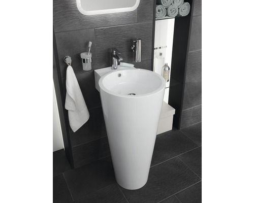 jungborn wastafelzuil astera wit 85 x 44 x 53 cm toilet. Black Bedroom Furniture Sets. Home Design Ideas