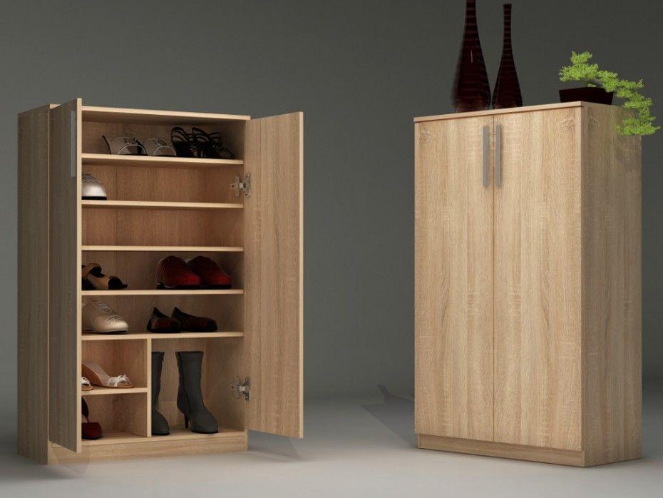 ranger ses chaussures meubles pratiques meuble a chaussure 40 paires. Black Bedroom Furniture Sets. Home Design Ideas