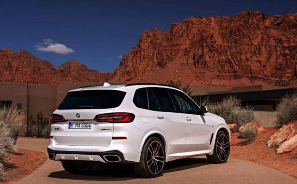 2019 Bmw X5 G05 This Is It First Official Photos Bmw X5 Bmw