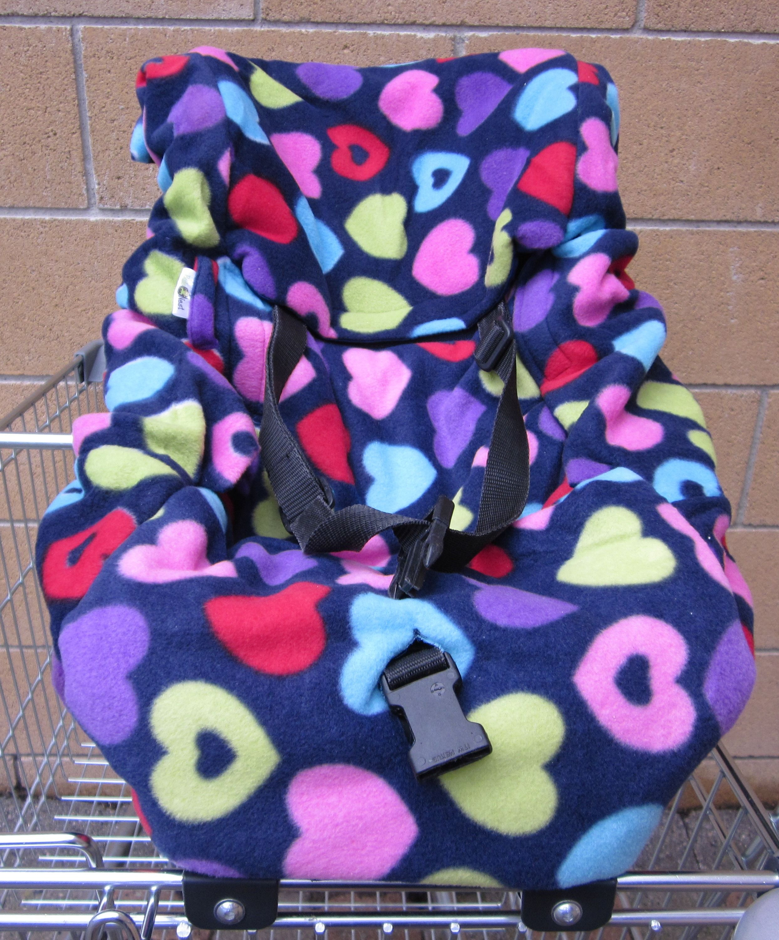 Shopping Trolley Seat Covers Www Bubsnest Com