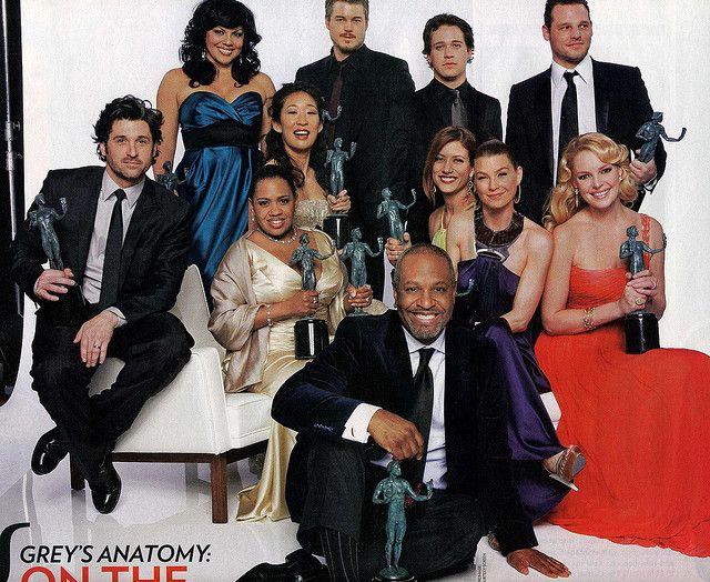 Greys Anatomy Cast Anatomy Grays Anatomy And Originals Cast
