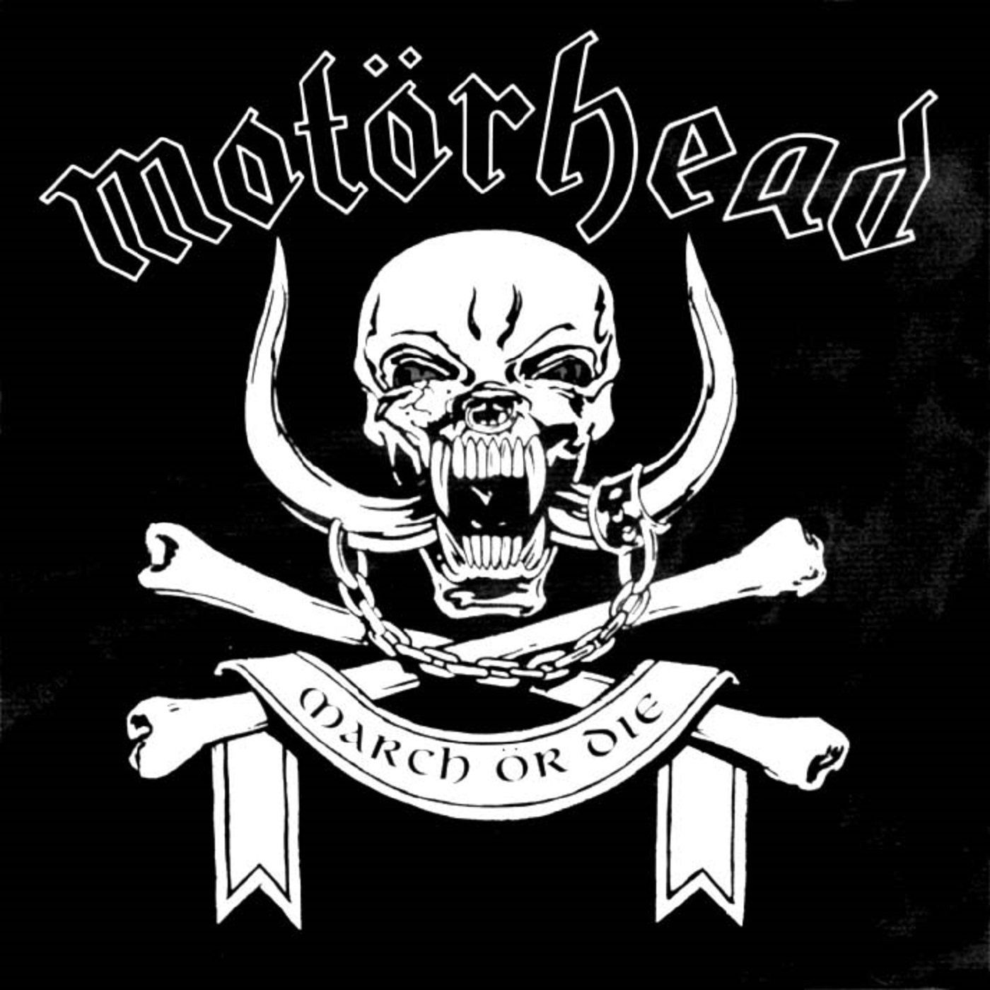 Motorhead March Or Die Motorhead logo, Motorhead, Band