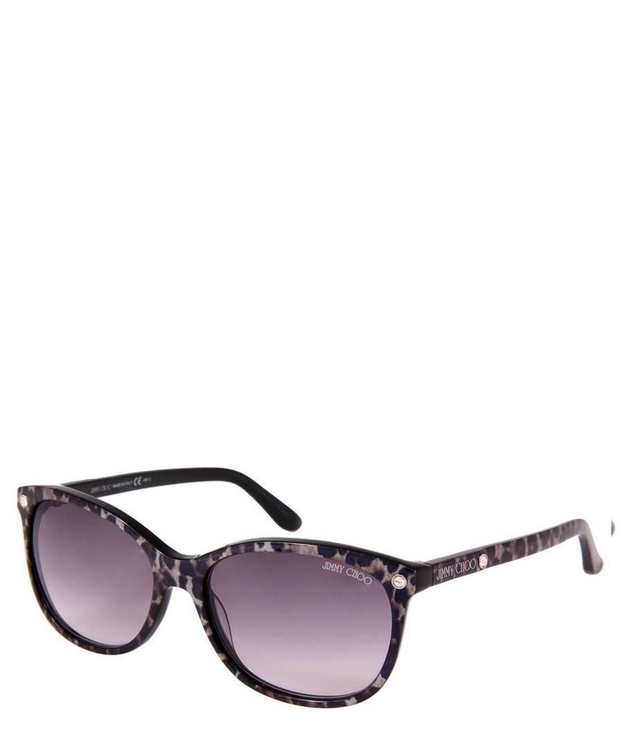 5a913960891 Jimmy Choo Women s leopard print sunglasses