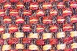 Hopsack weave