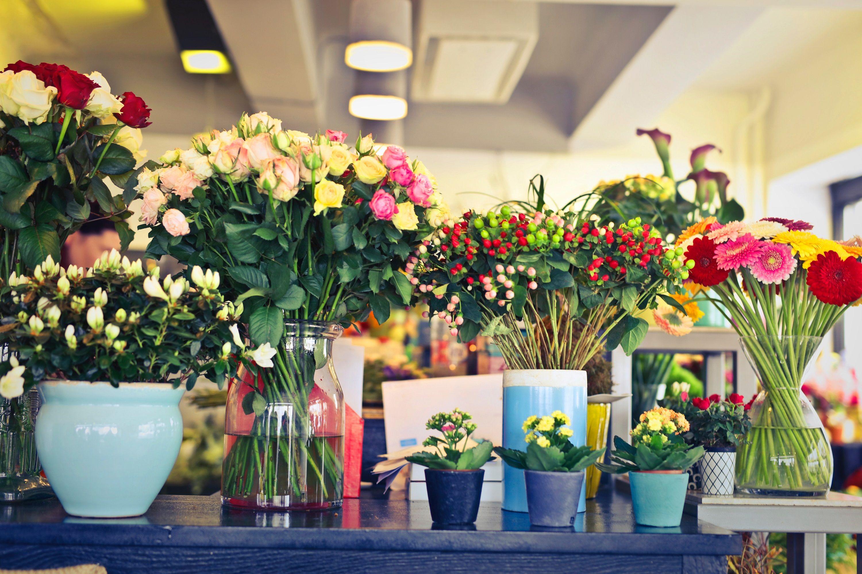 Gambar Ragam Hias Bunga Yang Cantik Pot Bunga Bunga Hiasan