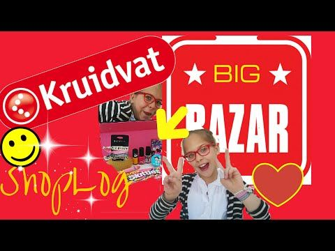 Wibra shoplog creatieve spulletjes - YouTube