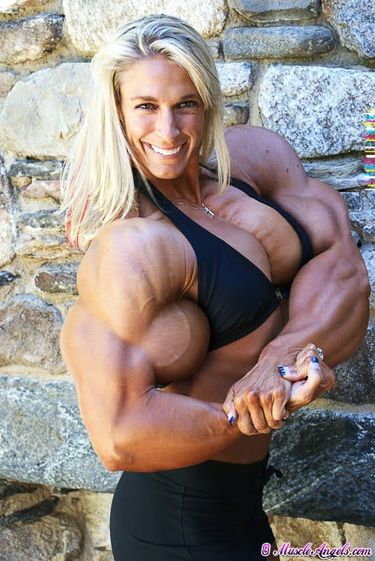 Pin by André Becchio on strong chicks   Body building