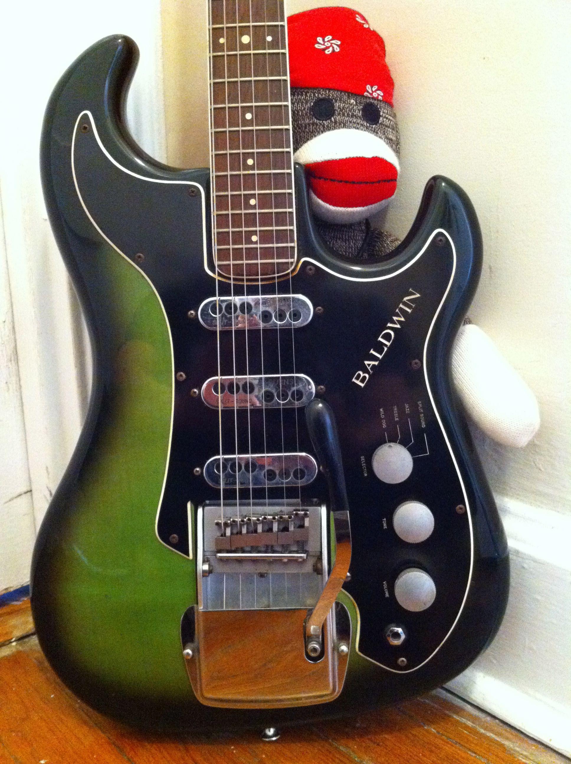 Baldwin bass fetish guitars