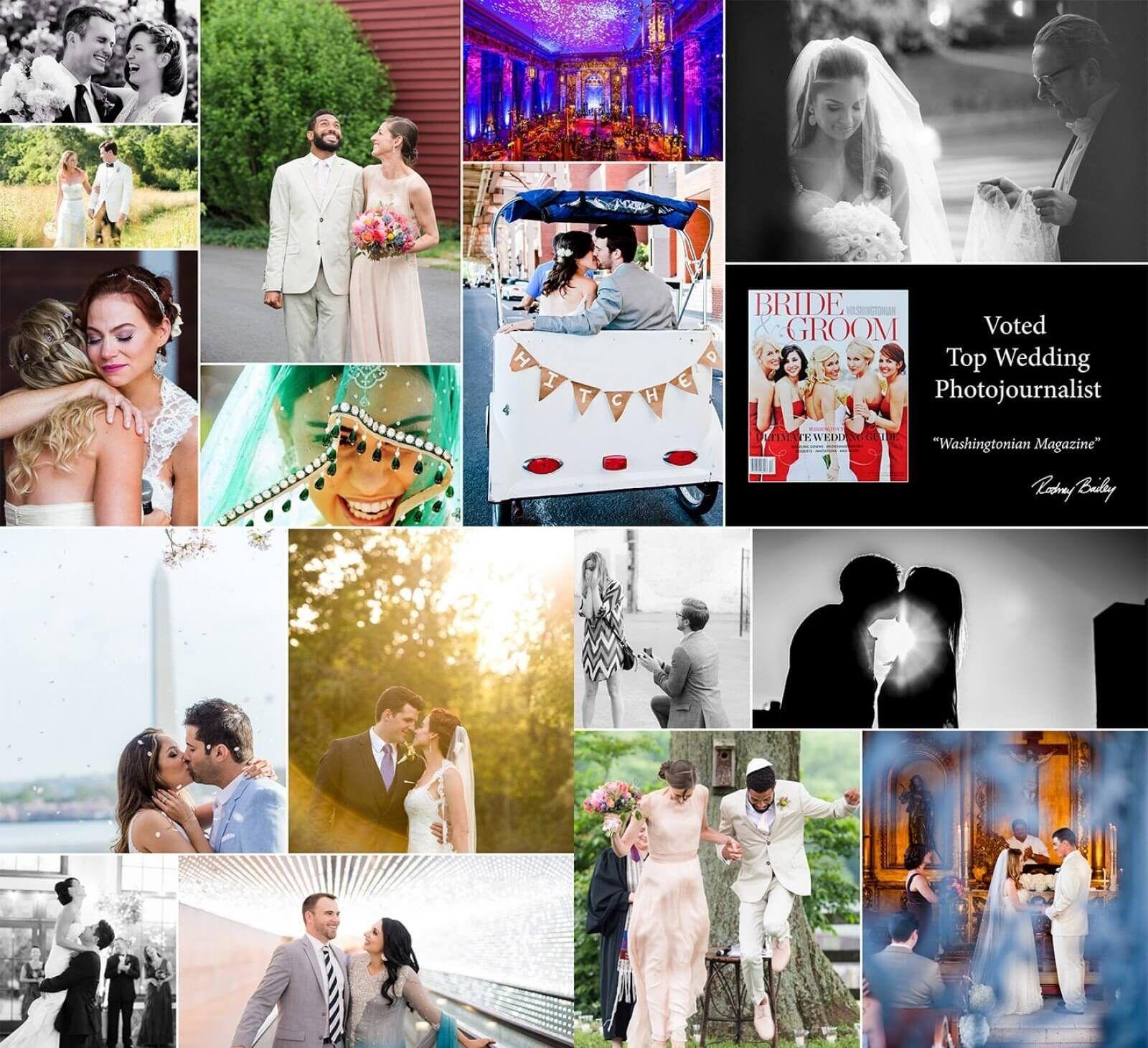 wedding photographer washington dc Rodney Bailey Photography