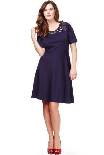 Ascot Dress | fashion | Ladies plus size dresses, Plus size bodycon ...