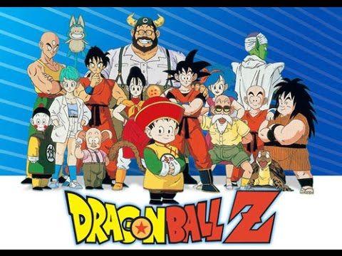 Dragon Ball Z Intro Opening Cancion Espanol Latino Bola De